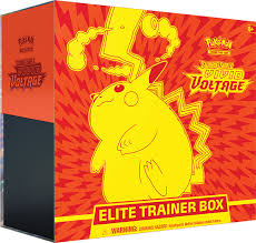 PKM - Sword & Shield 4 Vivid Voltage Elite Trainer Box