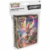 PKM - Rebel Clash Mini Portfolio + booster pack