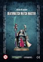 40K - Deathwatch Watch Master