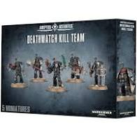 40K - Deathwatch Veterans Kill Team