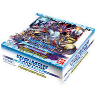 Digimon Card Game - Ver.1.0 BT01-03 - Release Special Booster Box (24 Packs)