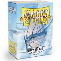 Dragon Shield 100 Matte Sky Blue