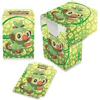 UP - Full-View Deck Box - Galar Starters Grookey