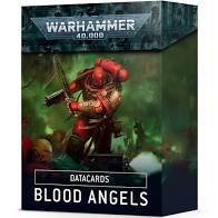 Warhammer 40K - Datacards: Blood Angels