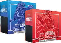 PKM: Sword & Shield 5 Battle Styles Elite Trainer Box