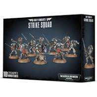 40K - Grey Knights Strike Squad