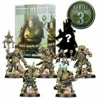 40K Space Marines Heroes Series 3