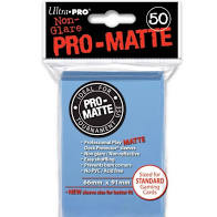 Ultra Pro Sleeves(50) LIGHT BLUE