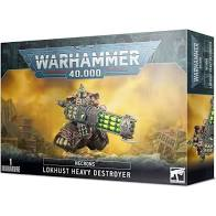 40K - NECRONS LOKHUSTS HEAVY DESTROYER