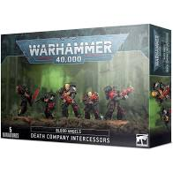 Warhammer 40K - Blood Angels - Death Company Intercessors