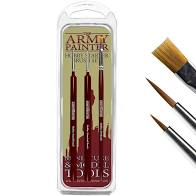 The Army Painter - Hobby Starter Brush Set