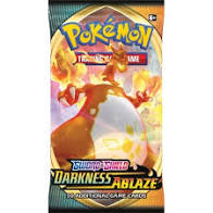 PKM - Sword & Shield - Darkness Ablaze Booster pack