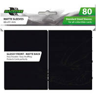Blackfire Sleeves Standard (80) Black