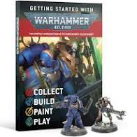 40k Getting Started with Warhammer 40,000 Magazine