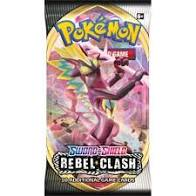 PKM - Rebel Clash Booster Pack