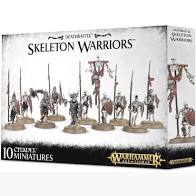 Warhammer AOS Skeleton Warriors