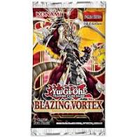 YGO - Blazing Vortex - Booster Pack