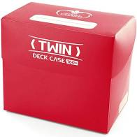 UG - Twin Deck Case 160 RED