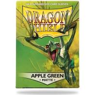 Dragon Shield 100 Matte Apple Green