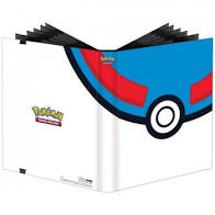 UP - 9-Pocket PRO-Binder - Pokemon - Great Ball