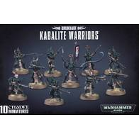 40K Drukhari Kabalite Warriors