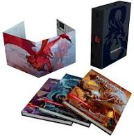 D&D - Core Rulebook Gift Set - EN