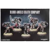 40K - Blood angels Death company