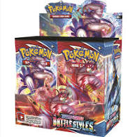 PKM: Sword & Shield 5 Battle Styles Booster Box