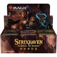 MTG - Strixhaven Draft Booster Display