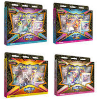 Pokemon TCG: Shining Fates Mad Party Pin Collection