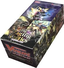 CFV - The Raging Tactics booster box