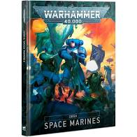 40K - CODEX: SPACE MARINES (HB) (ENGLISH)