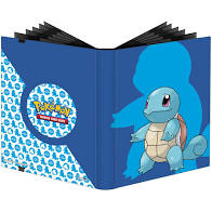 UP - 9-Pocket Pro Binder - Pokemon Squirtle