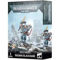 Warhammer 40K - Space Wolves - Ragnar Blackmane