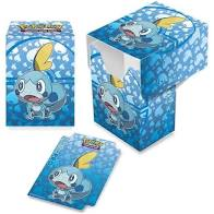 UP - Full-View Deck Box - Galar Starters Sobble