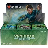 MTG - Zendikar Rising Draft Booster Display (36 Packs)