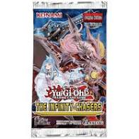YGO - The Infinity Chasers booster pack