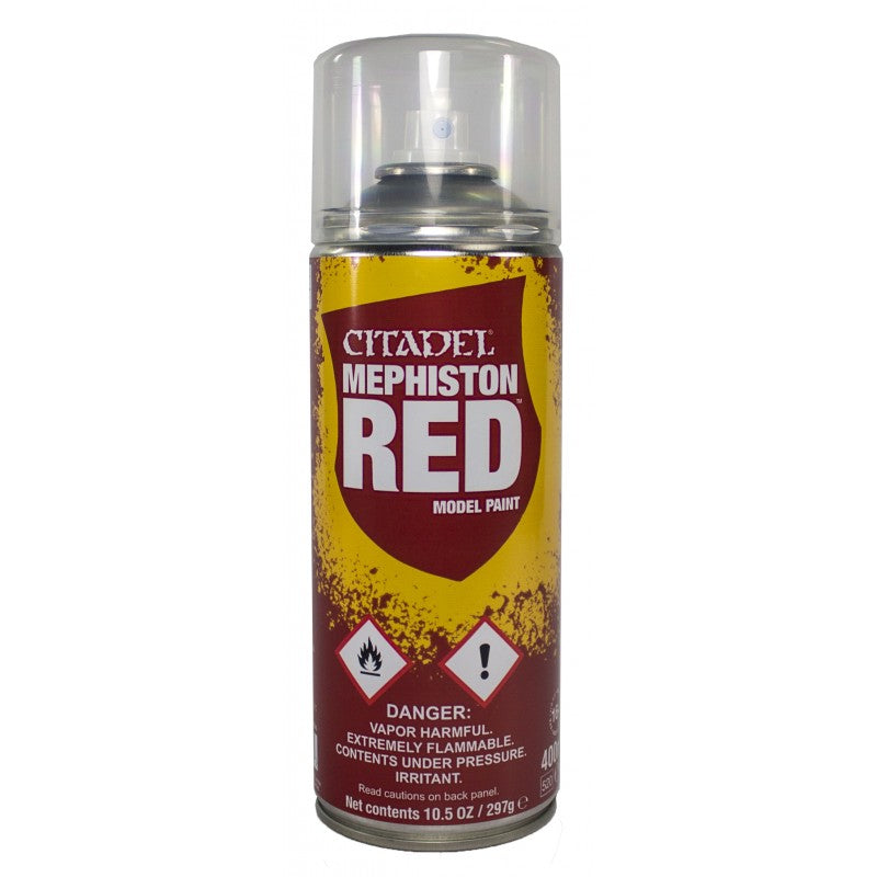 Citadel Mephiston Red Spray