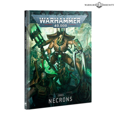 40K - CODEX: NECRONS (HB) (ENGLISH)