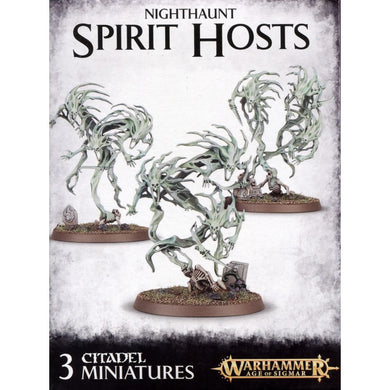 Warhammer AOS Nighthaunt Spirit Hosts
