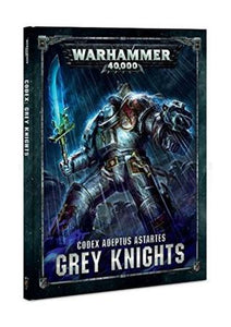 40k - Codex: Grey Knights