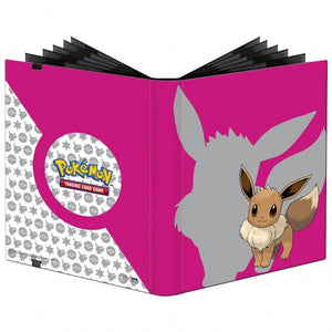 UP - 9-Pocket Pro-Binder - Evee 2019