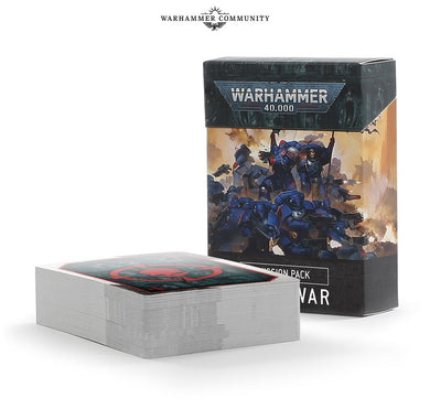 40K - MISSION PACK: Open War (ENGLISH)
