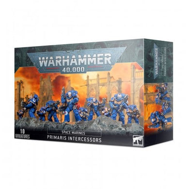 40K - Space Marines Primaris Intercessors
