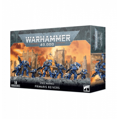 40K - Space Marine Primaris Reivers
