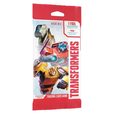 Transformers card game - Booster Pack
