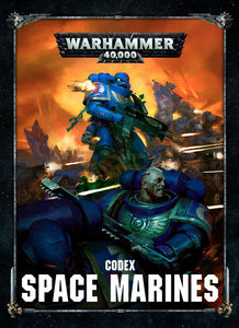 40k - Codex: Space Marines
