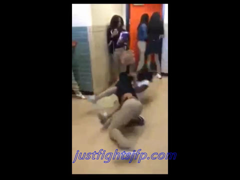 Bathroom Brawl