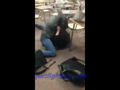 Confrontation in the Classroom
