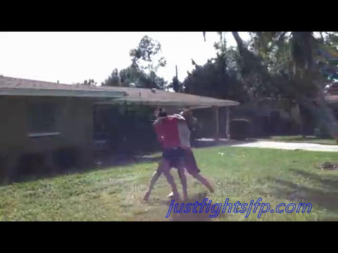 Frontyard Girlfight (JFP 19010)